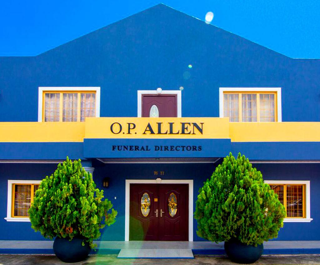 O.P. Allen Building